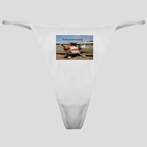 Just plane crazy: Cessna Skyhawk Classic Thong