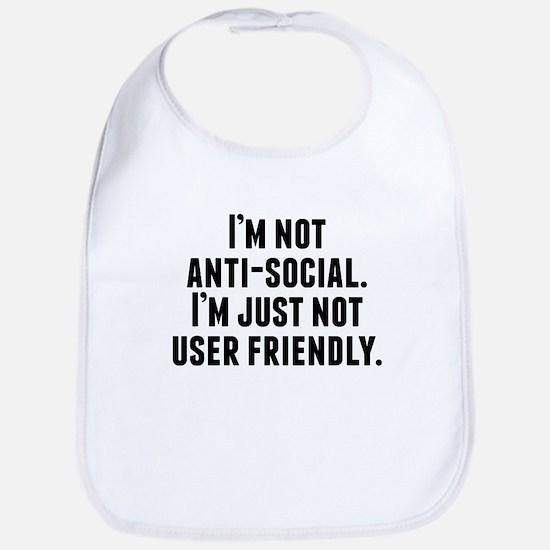 Not User Friendly Bib