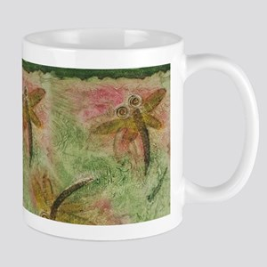 Dragonfly Cotton Candy Mugs