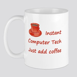Instant Computer Tech Mug