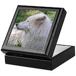 White Wolf Keepsake Box #2