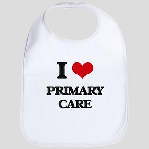 I Love Primary Care Bib