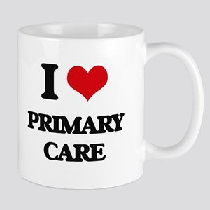 I Love Primary Care Mugs