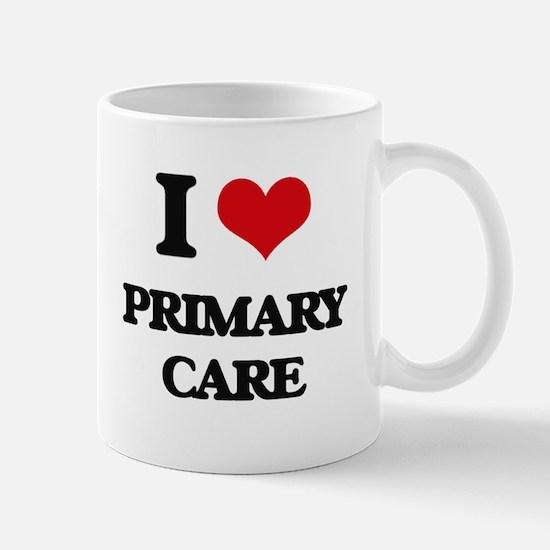 I Love Primary Care Mugs