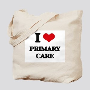 I Love Primary Care Tote Bag