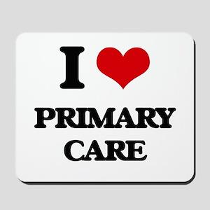 I Love Primary Care Mousepad