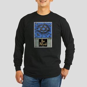 Bar Mitzvah Card Long Sleeve T-Shirt