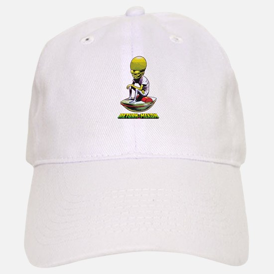 Return of the Mekon scifi vintage Baseball Baseball Cap