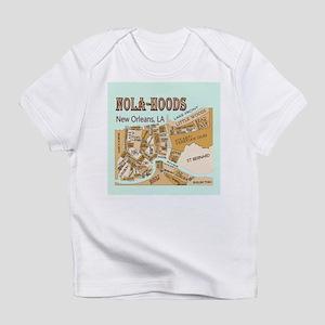 NOLA-Hoods Infant T-Shirt
