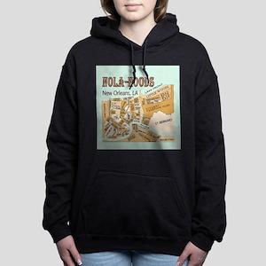 NOLA-Hoods Women's Hooded Sweatshirt