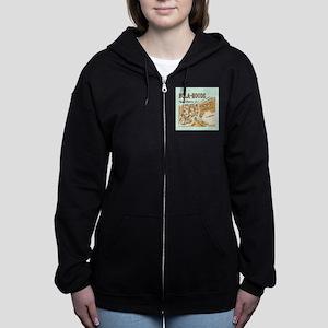 NOLA-Hoods Women's Zip Hoodie