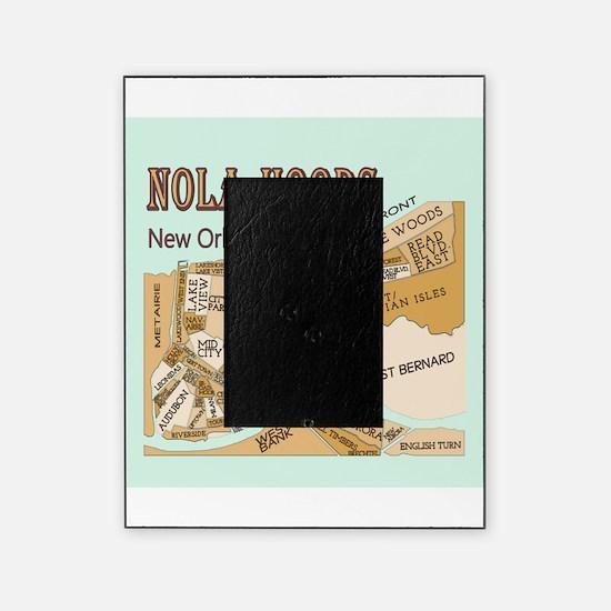 NOLA-Hoods Picture Frame