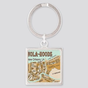 NOLA-Hoods Keychains