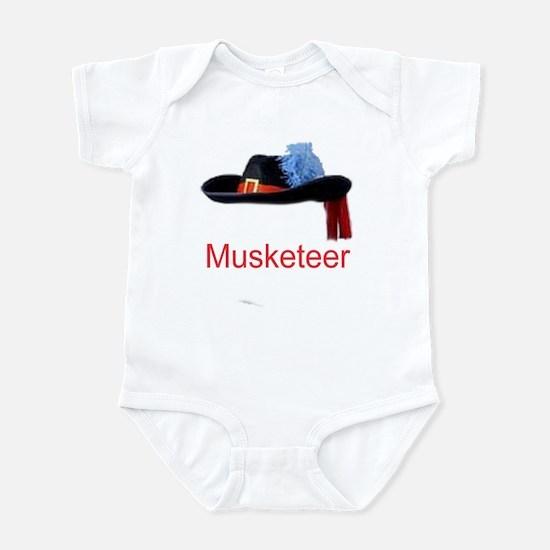 Musketeer Infant Bodysuit