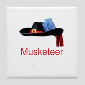Musketeer Tile Coaster