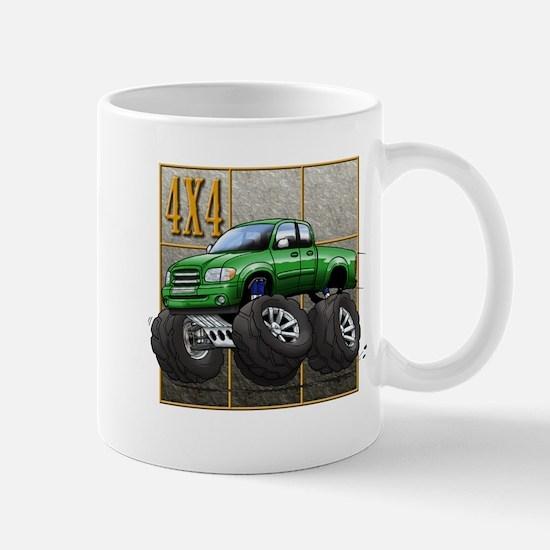 Tundra_Green Mug