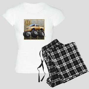 Tundra_Tan Pajamas