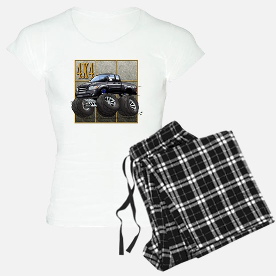 Tundra_Black Pajamas