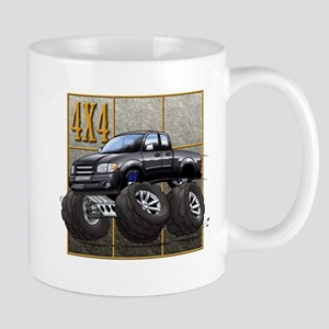 Tundra_Black Mugs