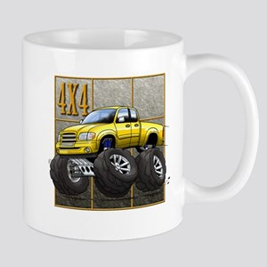 Tundra_Yellow Mugs