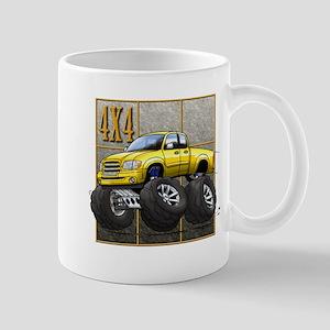 Tundra_Yellow Mugs