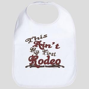 First Rodeo Bib