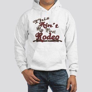 First Rodeo Hooded Sweatshirt