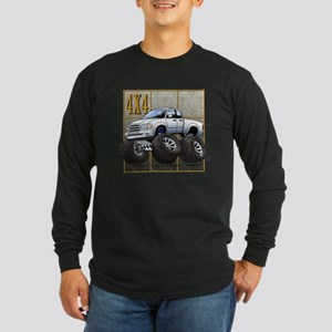 Tundra_White Long Sleeve T-Shirt