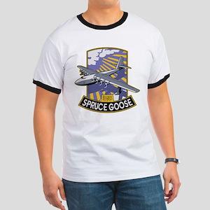 H-4 Hercules Spruce Goose Flying Boa T-Shirt