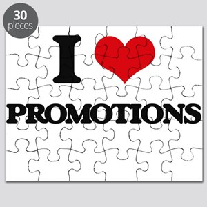 I Love Promotions Puzzle