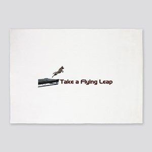 Flying Leap 5'x7'Area Rug