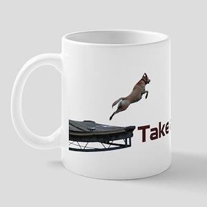 Flying Leap Mug Mugs
