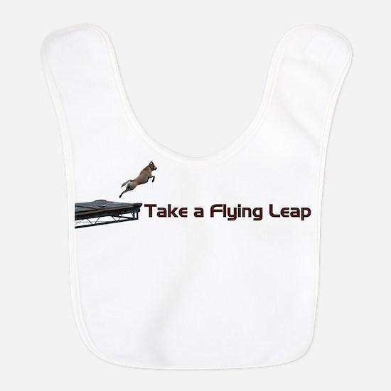 Flying Leap Bib
