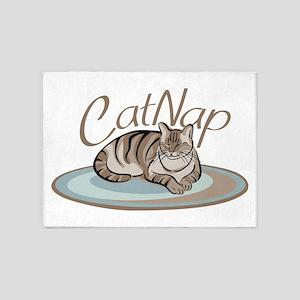 CatNap 5'x7'Area Rug