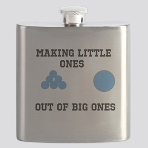 Making Little ones out of big ones Flask