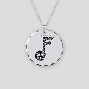 Zodiac In Harmony Necklace Circle Charm