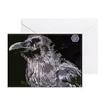 Raven Greeting Cards (Pk of 10)