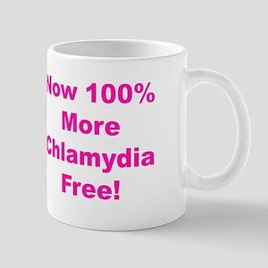 Chlamydia Free Mug