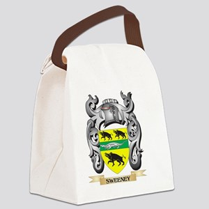 Sweeney Coat of Arms - Family Cre Canvas Lunch Bag