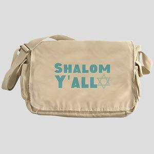 Shalom Yall Messenger Bag