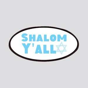 Shalom Yall Patches