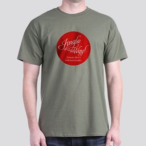 Jingle All The Way Dark T-Shirt