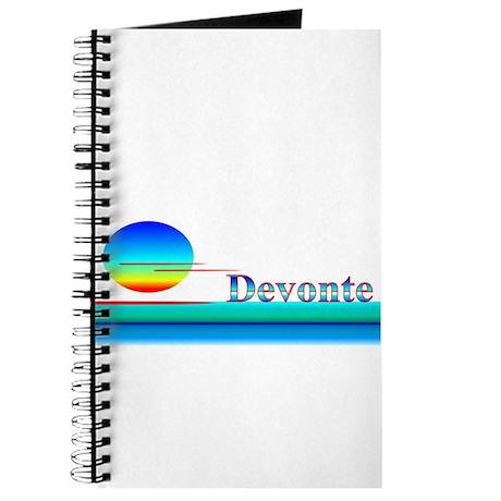 Devonte Journal