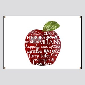 Believe In - Apple Banner