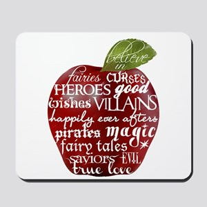 Believe In - Apple Mousepad