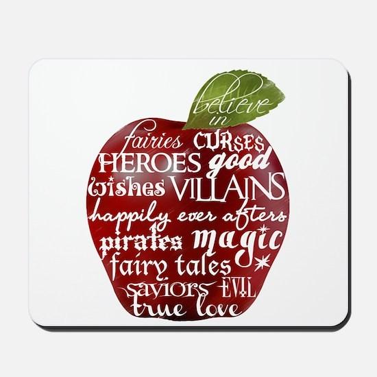 Believe In - Apple Mousepad