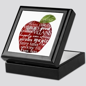 Believe In - Apple Keepsake Box