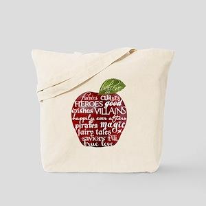 Believe In - Apple Tote Bag
