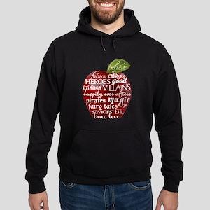 Believe In - Apple Hoodie (dark)