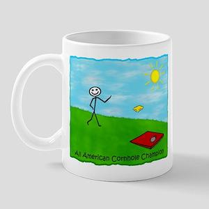 All American CH Champion Mug
